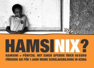 Eine Welt Stiftung Hamsini Projekt