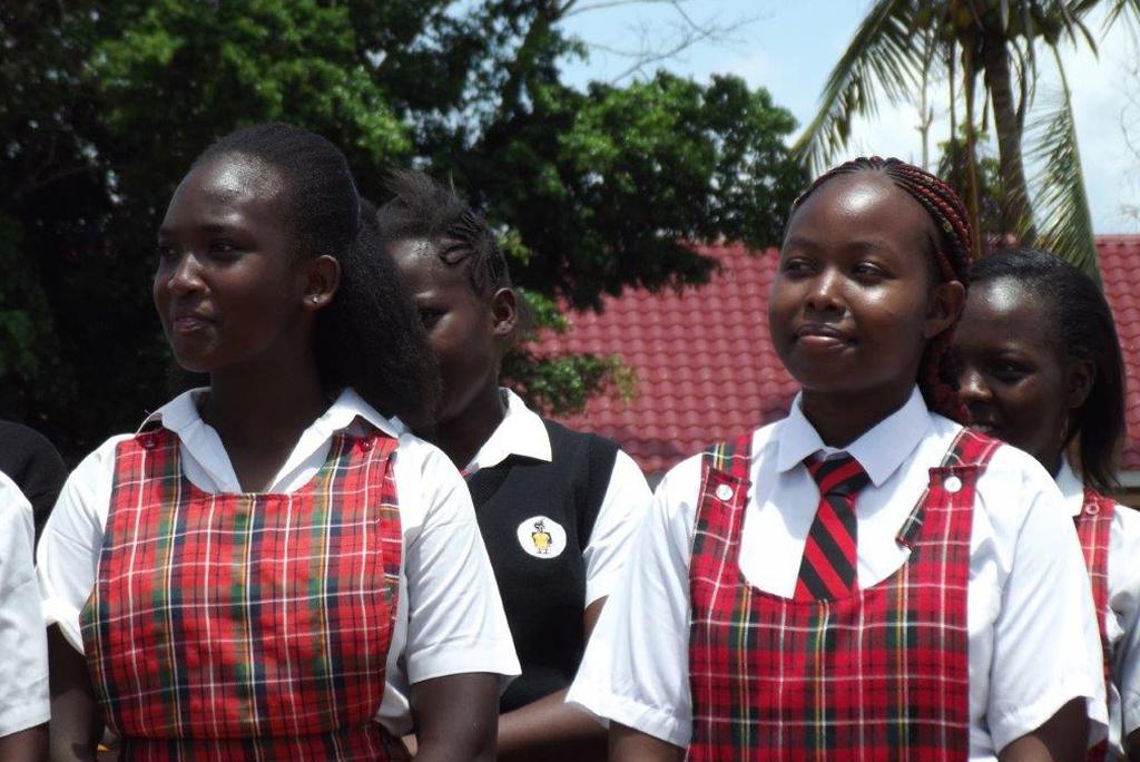 Neuasurichtung Lulu Girls High School